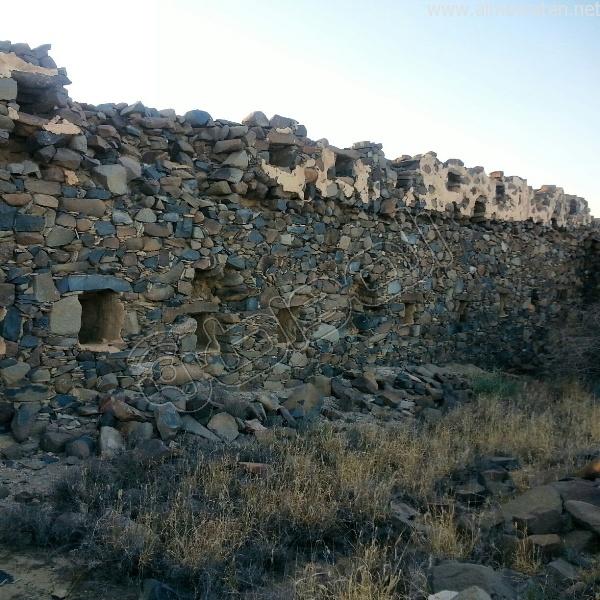 قلعة شمسان والدقل الكبرى التاريخية (10)
