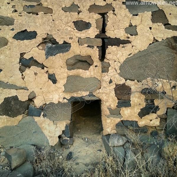 قلعة شمسان والدقل الكبرى التاريخية (4)