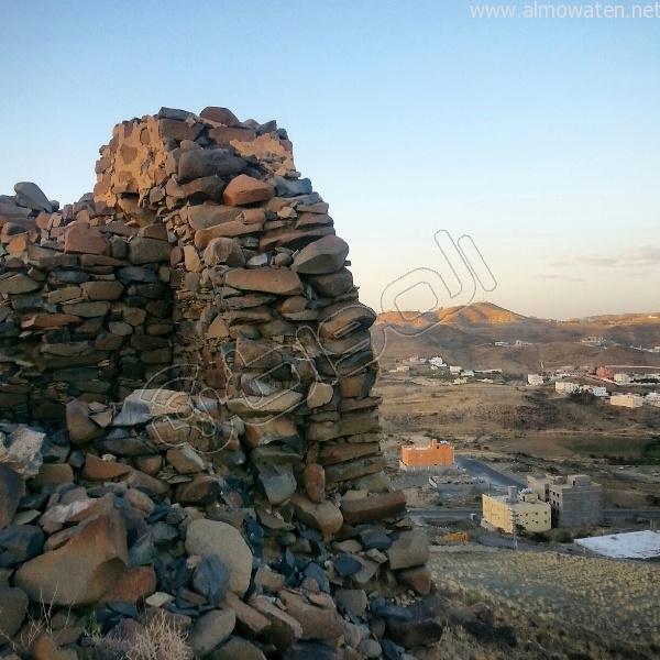قلعة شمسان والدقل الكبرى التاريخية (5)
