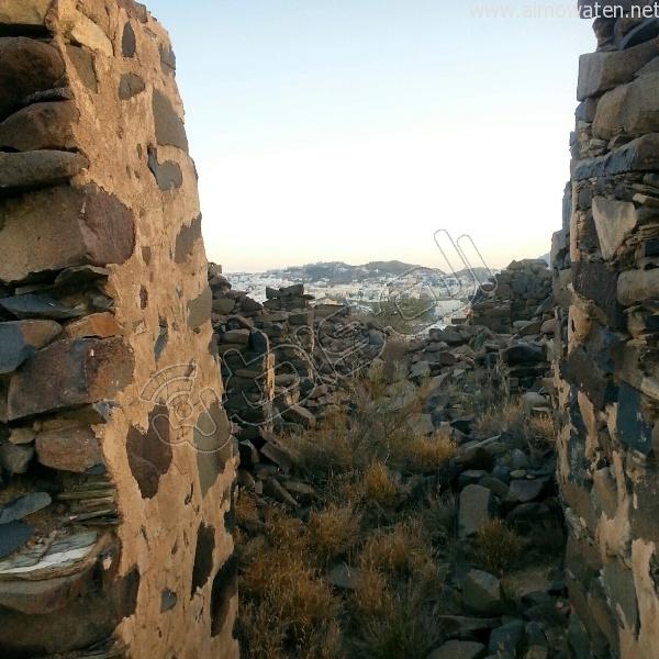 قلعة شمسان والدقل الكبرى التاريخية (6)