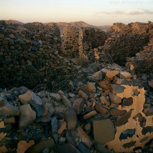 قلعة شمسان والدقل الكبرى التاريخية (7)
