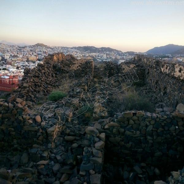 قلعة شمسان والدقل الكبرى التاريخية (8)