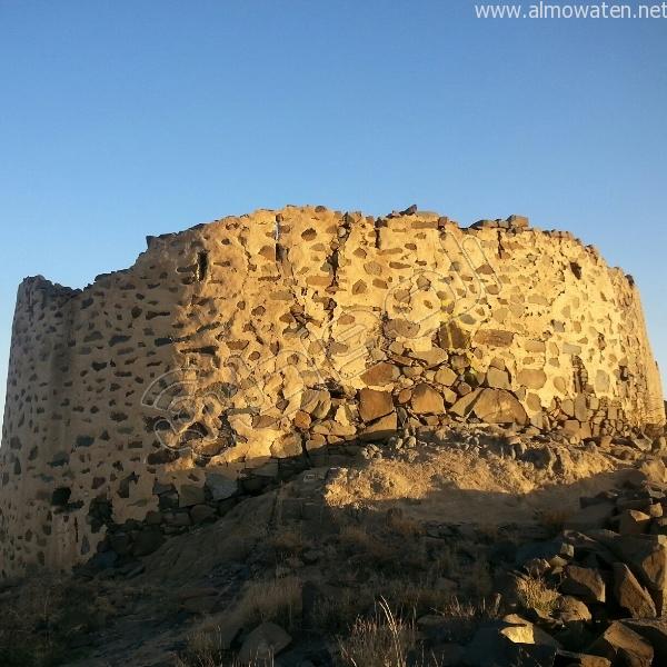 قلعة شمسان والدقل الكبرى التاريخية (9)