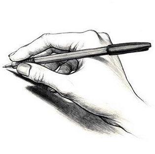 قلم-يكتب