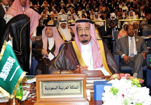 قمة الكويت - ولي العهد الأمير سلمان بن عبدالعزيز
