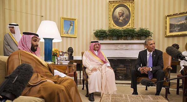قمة-سعودية-امريكية