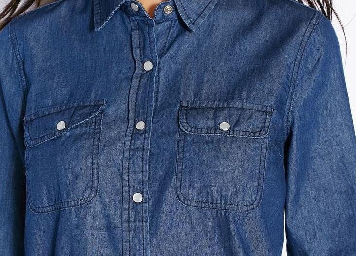 قميص جينز1