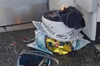 قنبلة مترو لندن