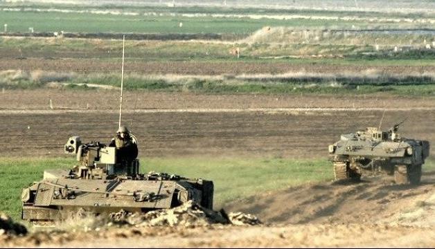 قوات إسرائيلية تتوغل شرق قطاع غزة المحاصر