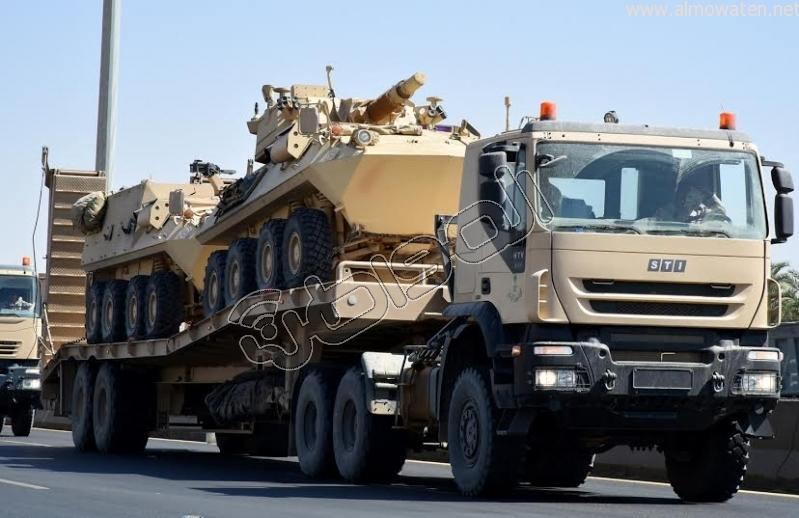 قوات إضافية من أبطال الحرس الوطني على ثغور الحدود الجنوبية
