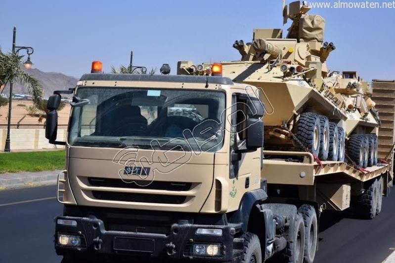 قوات إضافية من أبطال الحرس الوطني على ثغور الحدود الجنوبية2
