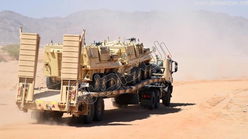 قوات إضافية من أبطال الحرس الوطني على ثغور الحدود الجنوبية6