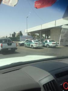 قوات الأمن تطوق مستشفى بحائل