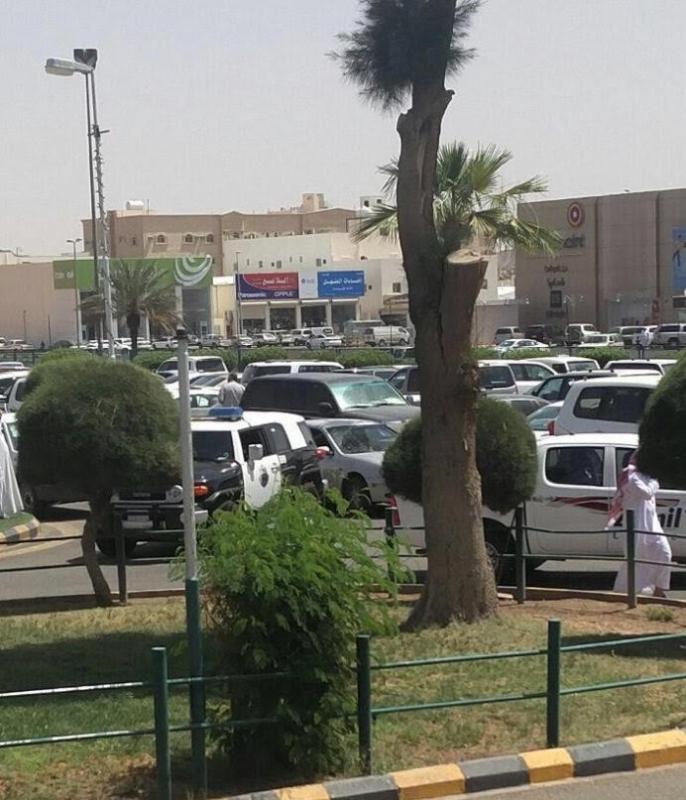 قوات الأمن تطوق مستشفى بحائل6