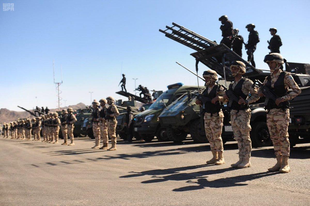 قوات الامن الخاصة تستعد لتمرين وطن87 3