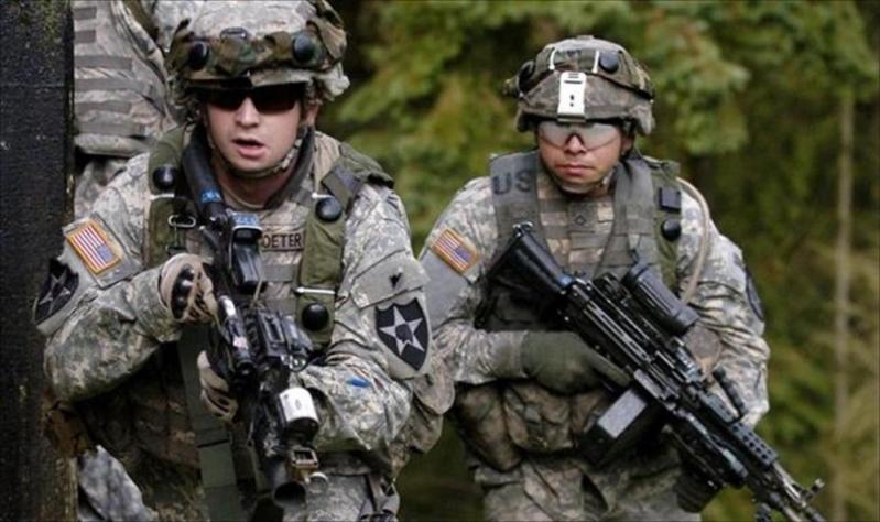 قوات امركية