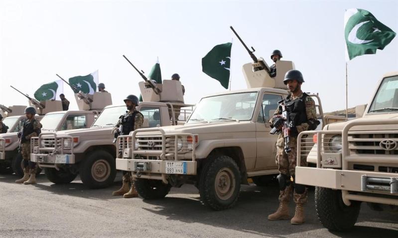 قوات باكستانية- السعودية