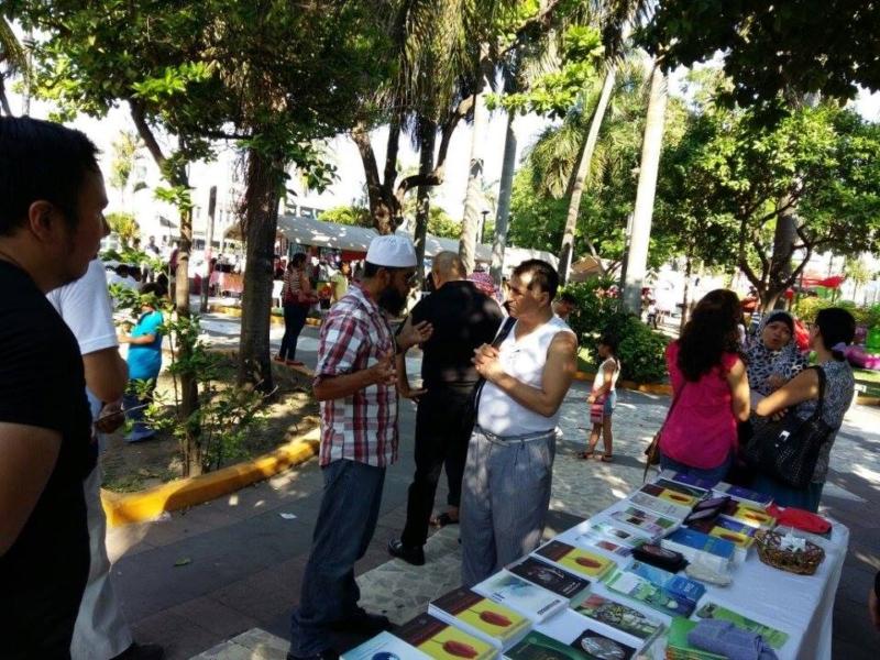 قوافل دعوية المكسيك (10)