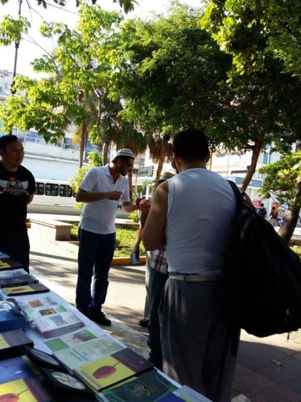 قوافل دعوية المكسيك (3)