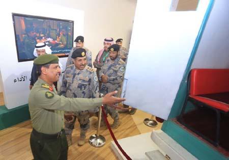 قيادات أمنية وعسكرية ومسوؤلون يتوافدون على جناح2