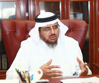 قياس - الأمير الدكتور فيصل المشاري مدير مركز قياس