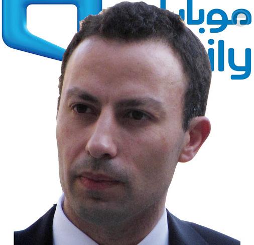 قيس بن حميدة الرئيس التنفيذي للشؤون المالية في موبايلي