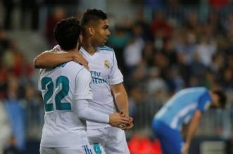 كاسيميرو يُعادل رقم بنزيمة في الدوري الإسباني - المواطن