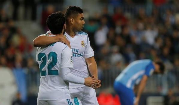 كاسيميرو يُعادل رقم بنزيمة في الدوري الإسباني