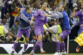 بالفيديو.. ريال مدريد يتقدم على يوفنتوس بعد ثنائية كاسيميرو ورونالدو - المواطن