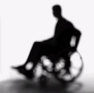 كرسي الاعاقة