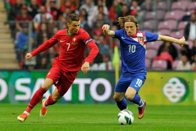 كرواتيا والبرتغال