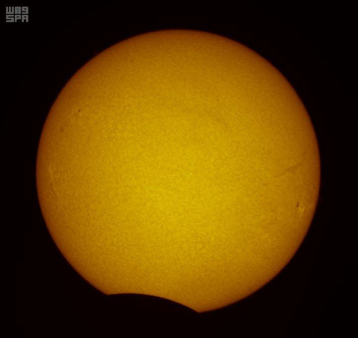 كسوف الشمس1