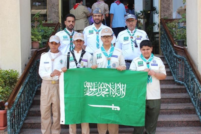 كشافة المملكة تُشارك في الملتقى الكشفي العربي للمراسل الإعلامي الصغير 3
