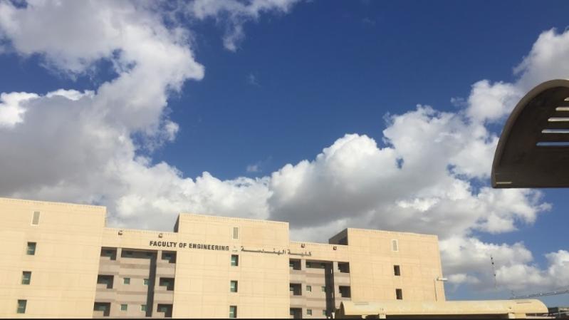 كلية الهندسة بجامعة المؤسس