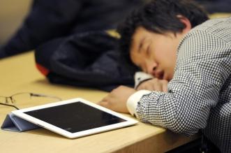 دراسة: القراءة من كمبيوتر لوحي قد تسبب نوما غير مريح - المواطن