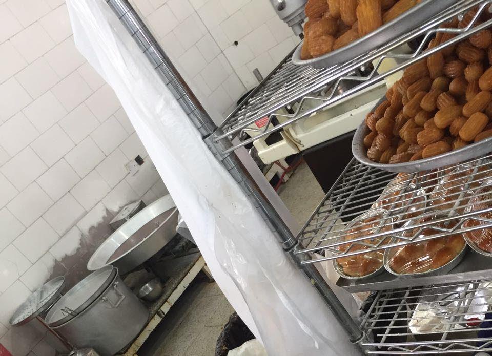 كميات كبيرة من الأطعمة الغير صالحة في جولة لبلدية بلجرشي (3)