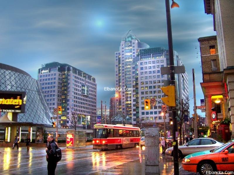 كندا تغلق محطات كهرباء