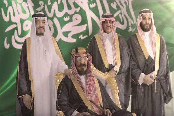 -تصوير-الإعلان-الذي-جسد-شخصية-الملك-عبدالعزيز-في-اليوم-الوطني