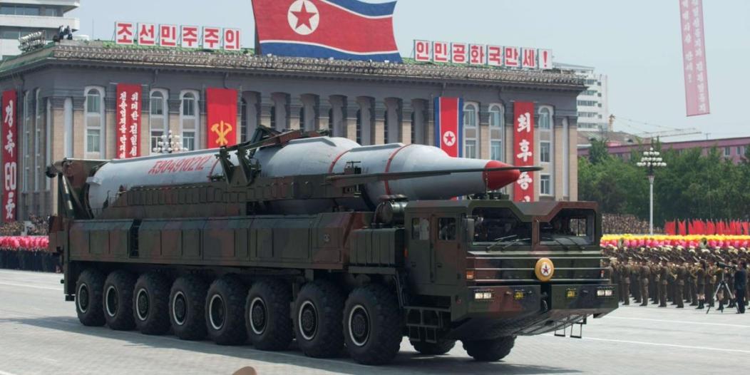 كوريا الشمالية تفشل في إجراء تجربتها الصاروخية الجديدة