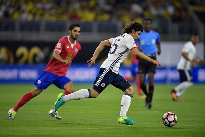 كولومبيا تسقط أمام كوستاريكا بثلاثية (1)