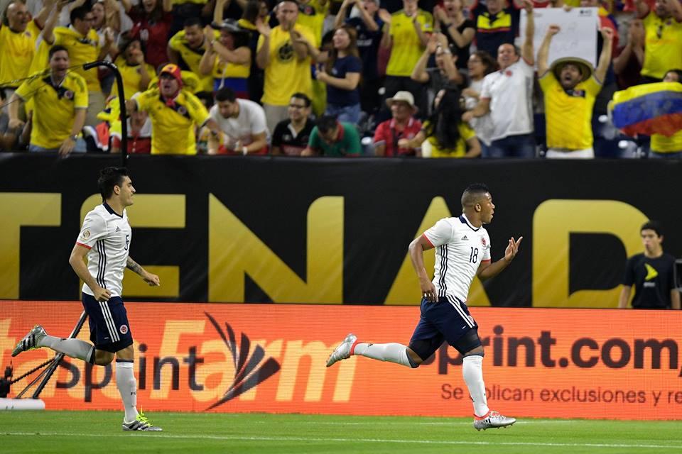 كولومبيا تسقط أمام كوستاريكا بثلاثية (2)