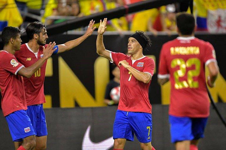كولومبيا تسقط أمام كوستاريكا بثلاثية (6)
