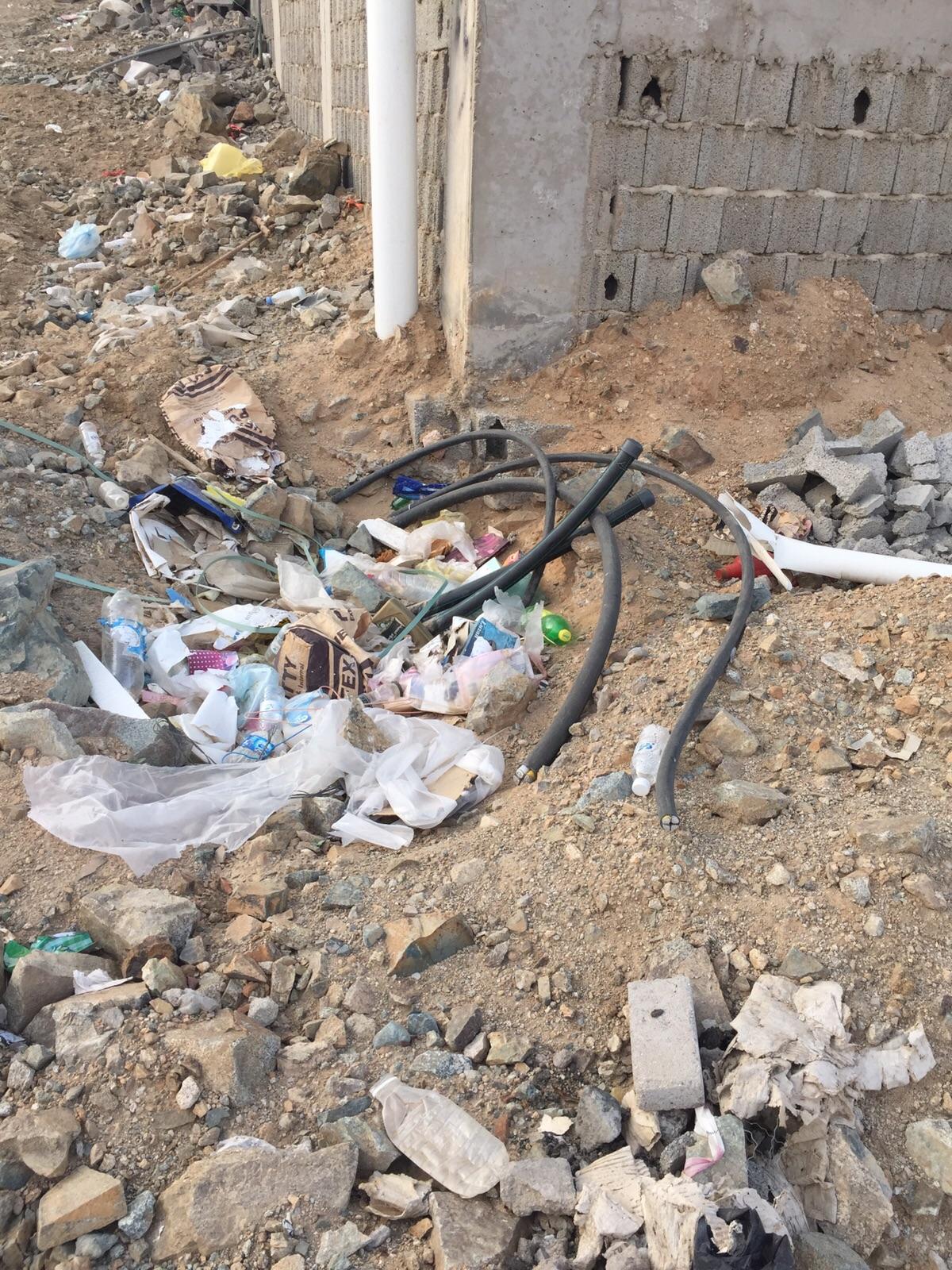 كيبل كهربائي مشكوف بحي كيلو14 شمال جدة (2)