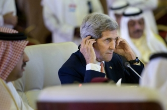 اجتماع مُرتقب للوزاري الخليجي وكيري في قاعدة الملك سلمان - المواطن