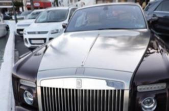 كيف سرق بريطاني سيارة سعودي في لندن قيمتها 119 ألف دولار؟