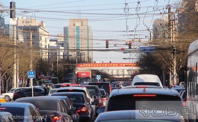 كيف-واجه-الصينيون-ازدحام-الشوارع-من-اجل-العمل (12)
