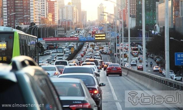 كيف-واجه-الصينيون-ازدحام-الشوارع-من-اجل-العمل (20)