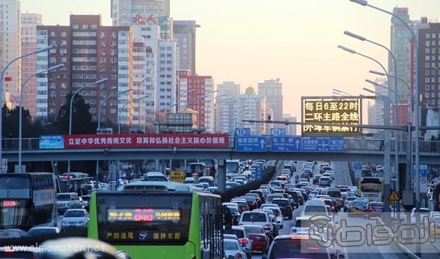 كيف-واجه-الصينيون-ازدحام-الشوارع-من-اجل-العمل (21)