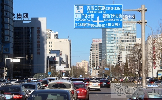 كيف-واجه-الصينيون-ازدحام-الشوارع-من-اجل-العمل (5)