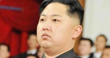 كيم جونج أون زعيم كوريا الشمالية